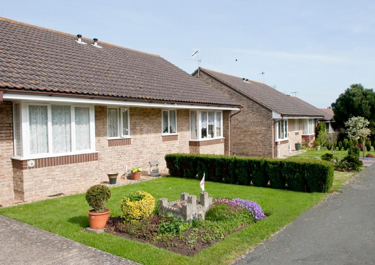 Honeycrag Close, Polegate - Independent living