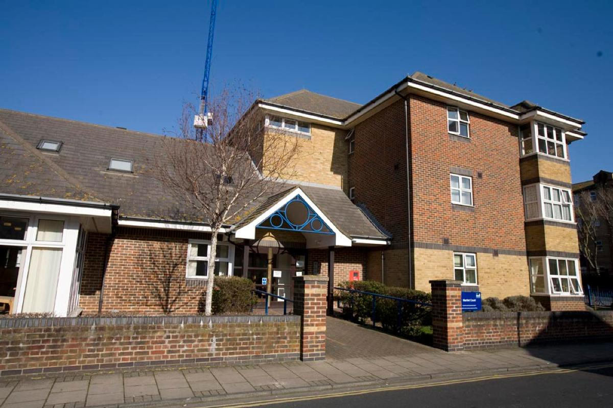 Martlet Court, Brighton - Sheltered housing to rent