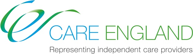 Care england logo